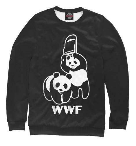 Свитшот Print Bar WWF Panda wwf wwf wwf997