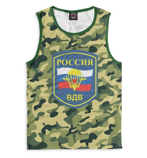 Мужская майка Россия ВДВ