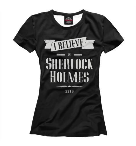 Футболка Print Bar Sherlock футболка print bar sherlock holmes