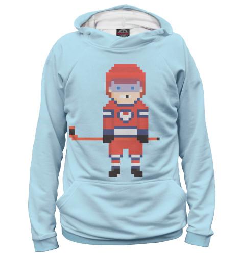 Худи Print Bar Хоккей хоккей лучшее из лучшего