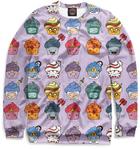 Купить Мужской свитшот Adventure Time ADV-293952-swi-2