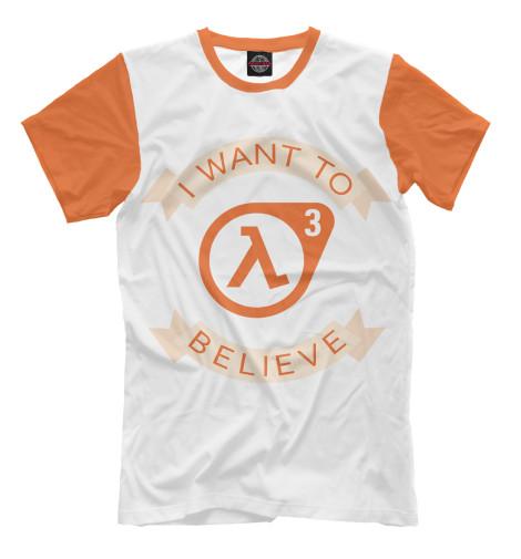 Футболка Print Bar Half-Life 3 футболка print bar half life 2