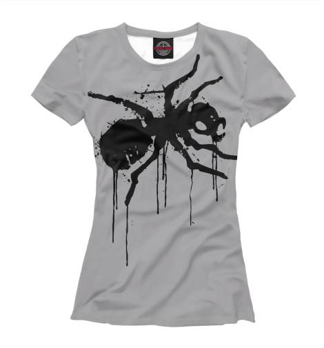 Женская футболка Термит