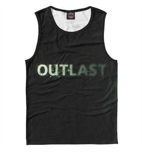 Майка Print Bar Outlast памперсы outlast 2