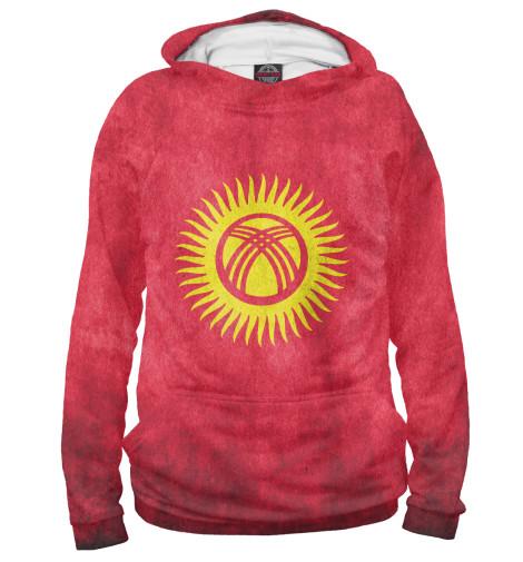 цены Худи Print Bar Флаг Кыргызстана