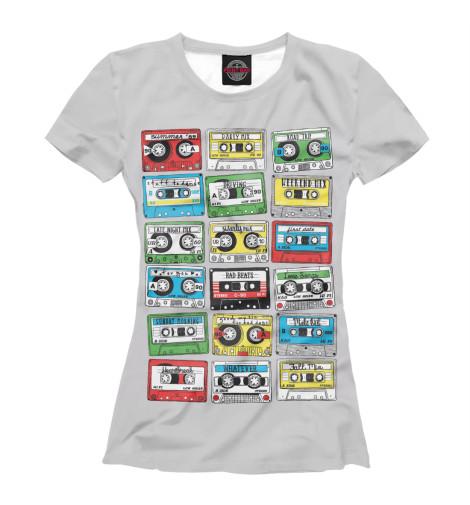 все цены на Футболка Print Bar 80s Tapes онлайн