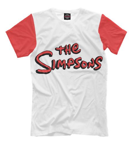 Купить Футболка для мальчиков The Simpsons SIM-493922-fut-2
