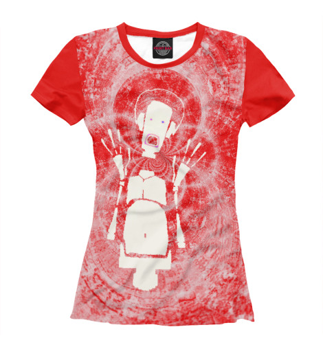 Купить Женская футболка DJ R APD-502958-fut-1
