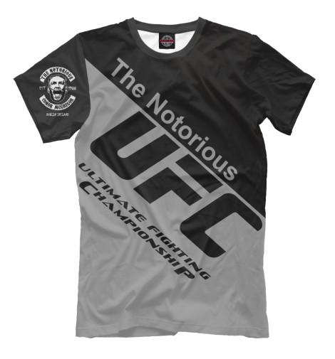 где купить Футболка Print Bar UFC Conor Mcgregor по лучшей цене