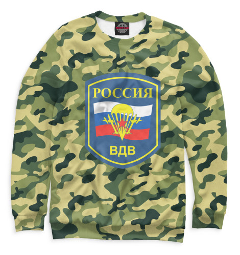 Свитшот Print Bar Россия ВДВ