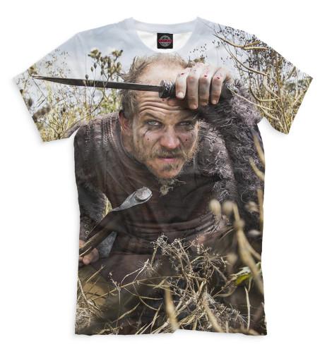 Мужская футболка Флоки