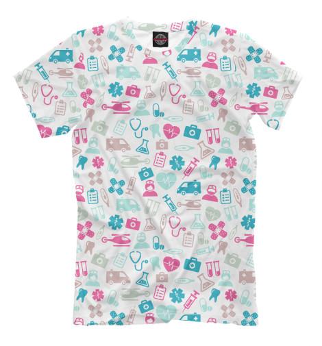 Купить Мужская футболка Doctor VRC-271786-fut-2
