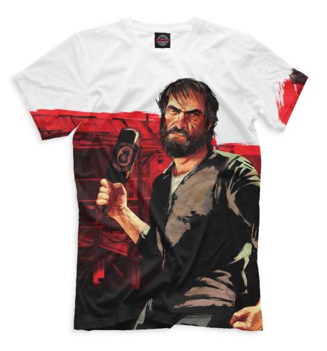 Мужская футболка Red Dead Redemption