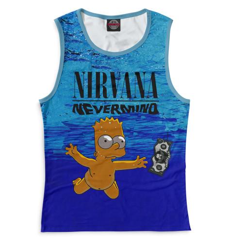 Купить Майка для девочки Nevermind NIR-635320-may-1