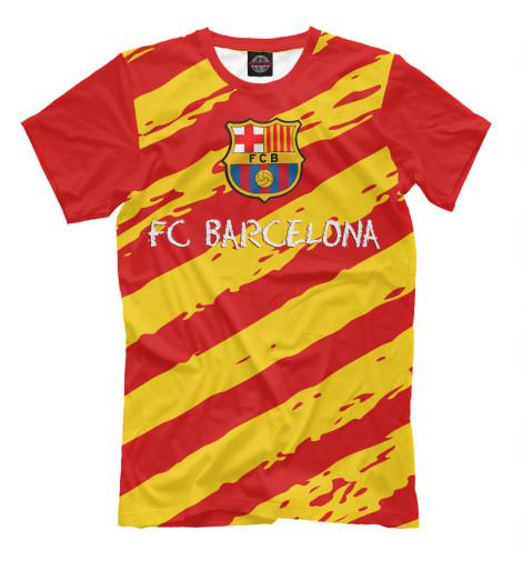 Футболка Print Bar FC Barcelona поло print bar barcelona trio