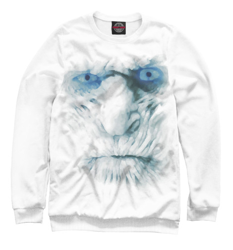 Свитшот Print Bar White Walker