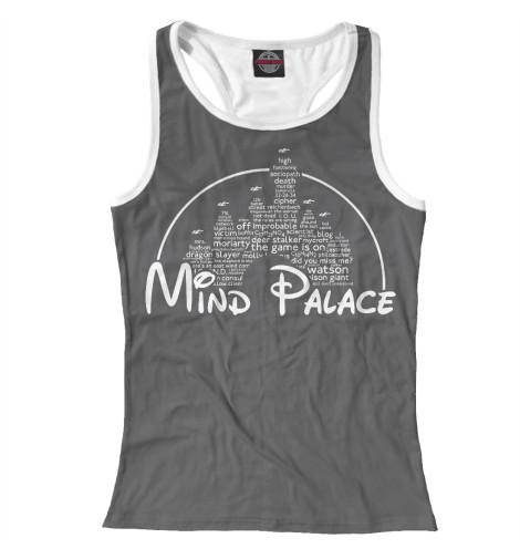 Майка борцовка Print Bar Mind Palace свитшот print bar mind palace