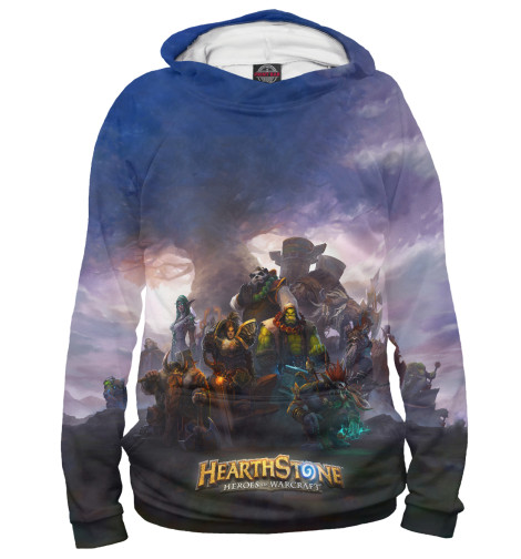 Худи Print Bar Hearthstone худи print bar сид уилсон