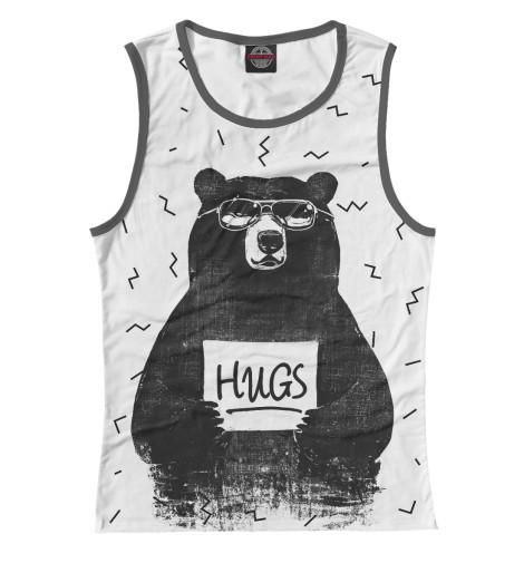 Майка Print Bar Bear Hugs майка print bar the bear