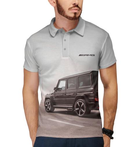 Поло Print Bar Mercedes-Benz G-класс mercedes а 160 с пробегом
