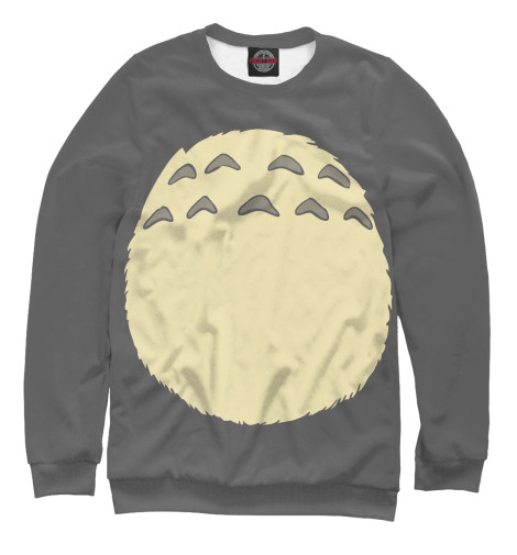 Свитшот Print Bar Totoro свитшот print bar иероним босх сад земных наслаждений
