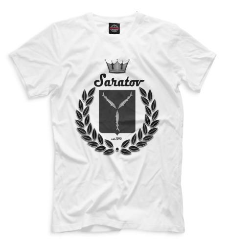 Мужская футболка Саратов