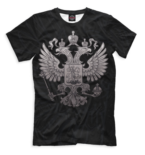 Мужская футболка Двуглавый орел