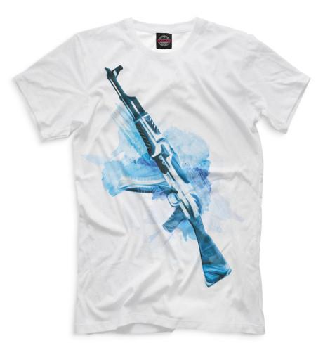 Мужская футболка AK-47 | Vulcan