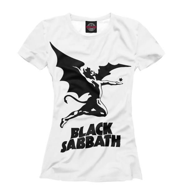 Купить Женская футболка Black Sabbath BSB-227039-fut-1