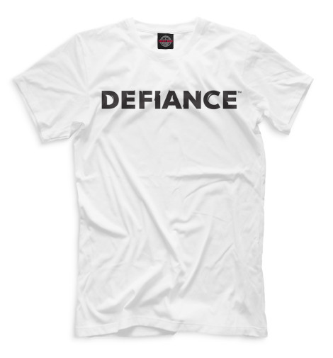 Мужская футболка Вызов