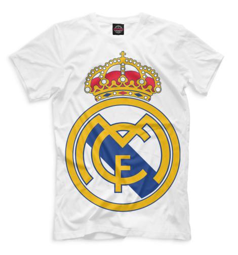 Мужская футболка Герб Реал Мадрид