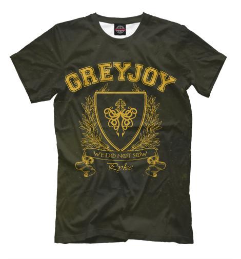 Мужская футболка Дом Грейджоев IGR-614970-fut-2  - купить со скидкой