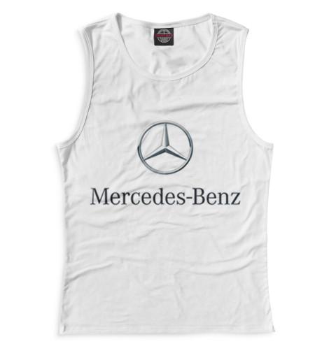 Женская майка Mercedes-Benz