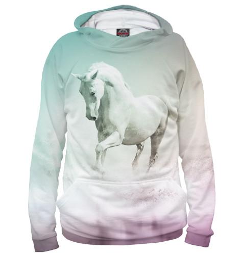 Женское худи Лошадь