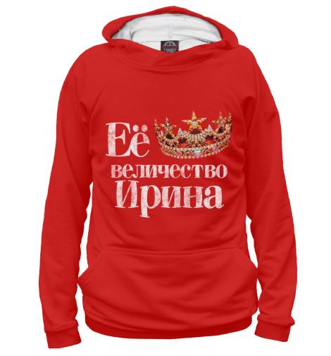 Купить Худи для девочки Её величество Ирина IMR-472301-hud-1