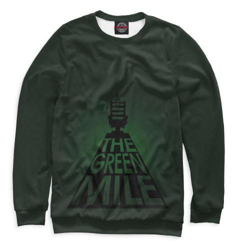Свитшот Print Bar Зеленая миля king s the green mile зеленая миля