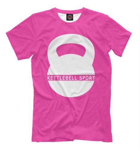 Мужская футболка Гиревой спорт