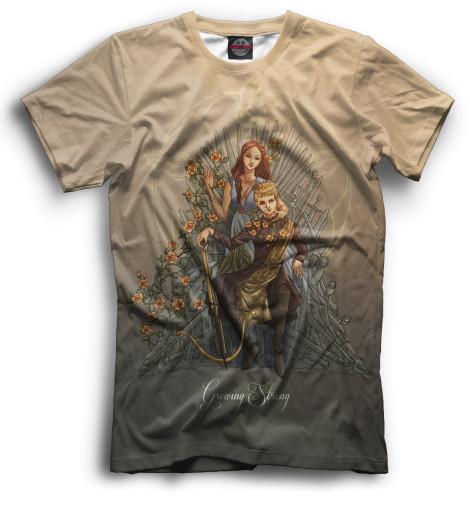 Мужская футболка Игра Престолов