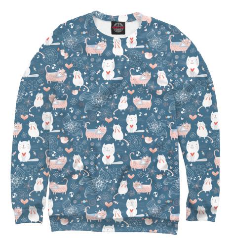 Свитшот Print Bar Забавные Коты свитшот print bar забавные коты
