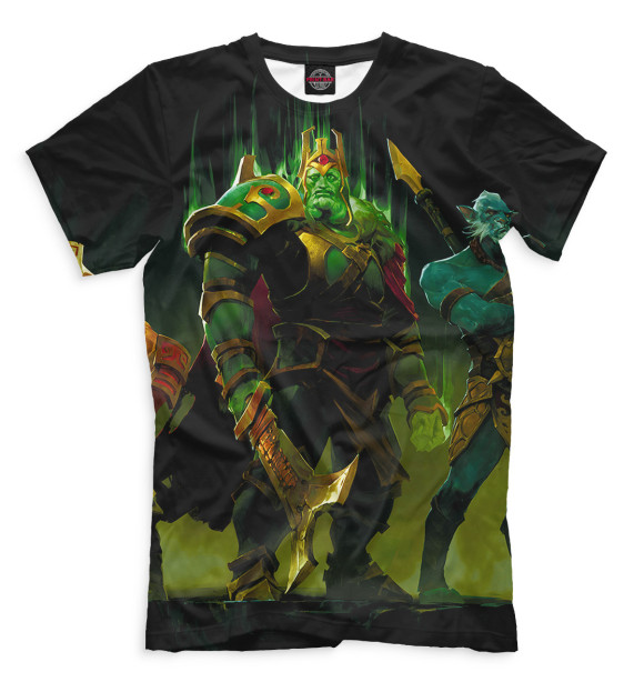 Купить Мужская футболка Wraith King DO2-720944-fut-2