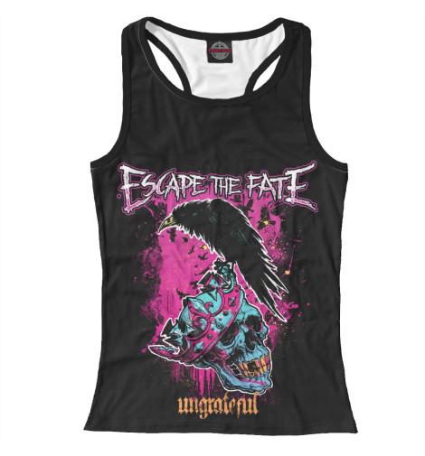 Майка борцовка Print Bar Escape The Fate футболка print bar escape the fate