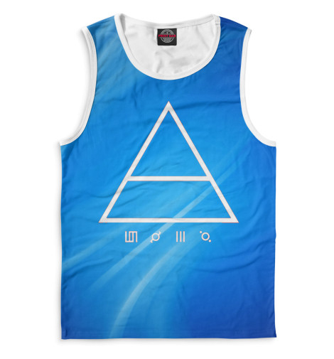 Майка Print Bar 30 Seconds to Mars майки 30 seconds to mars в минске