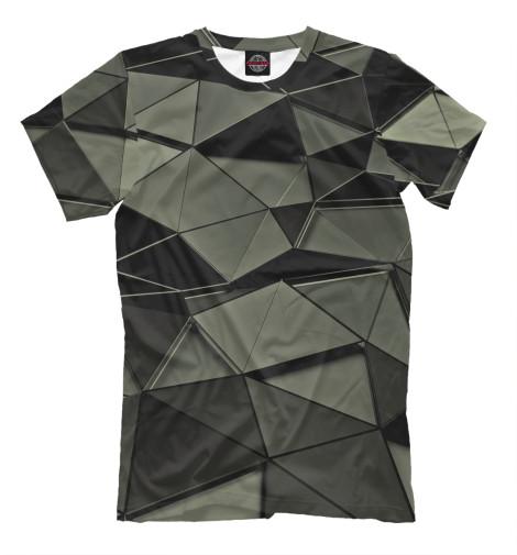 Футболка Print Bar Gray Abstract
