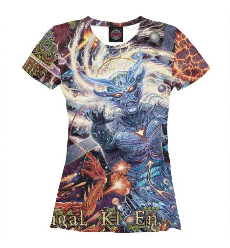 Купить Женская футболка Rings of Saturn MZK-644942-fut-1