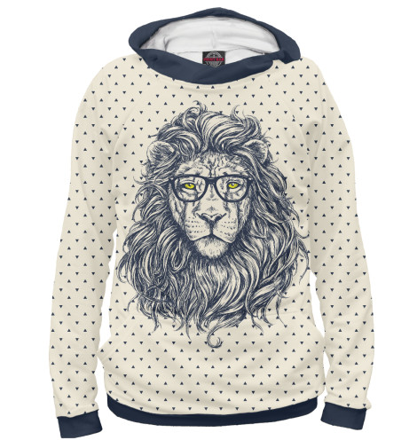 Худи Print Bar SWAG Lion худи print bar skull lion
