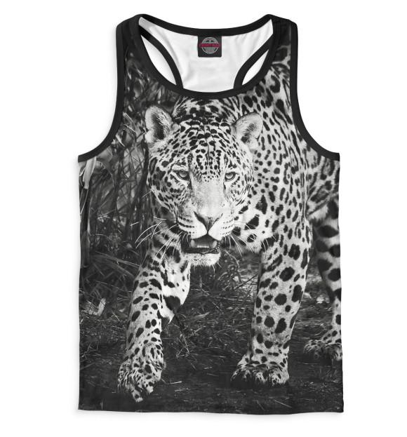 Купить Майка для мальчика Леопард HIS-433397-mayb-2
