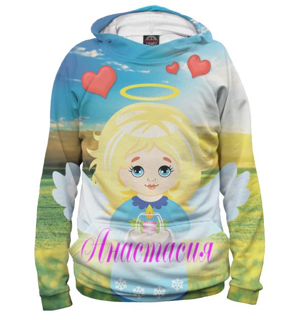 Купить Худи для девочки Анастасия ANS-824902-hud-1