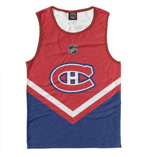 Майка Print Bar Montreal Canadiens ranee lee montreal
