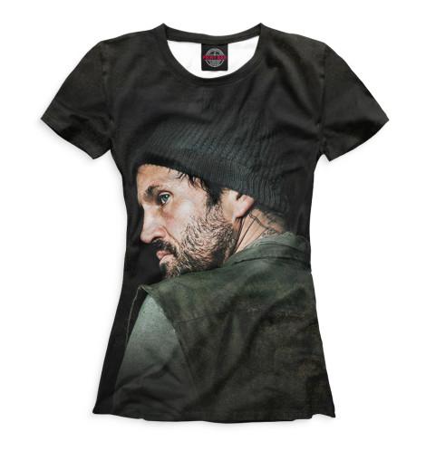 Женская футболка Джип Хэнсон