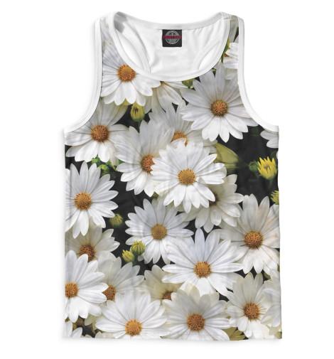 Купить Мужская майка-борцовка Цветы CVE-513328-mayb-2